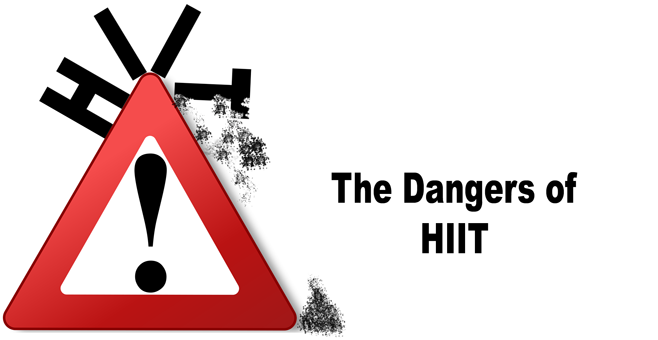 Dangers and Risks of HIIT