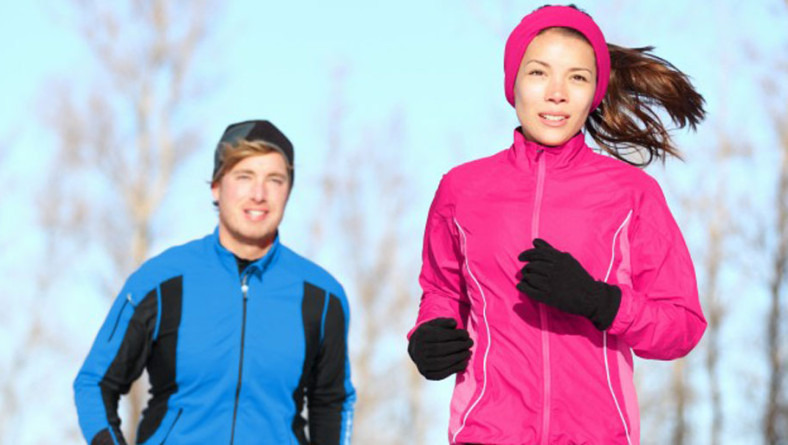 Don't let the Cold Weather Stop you Exercising